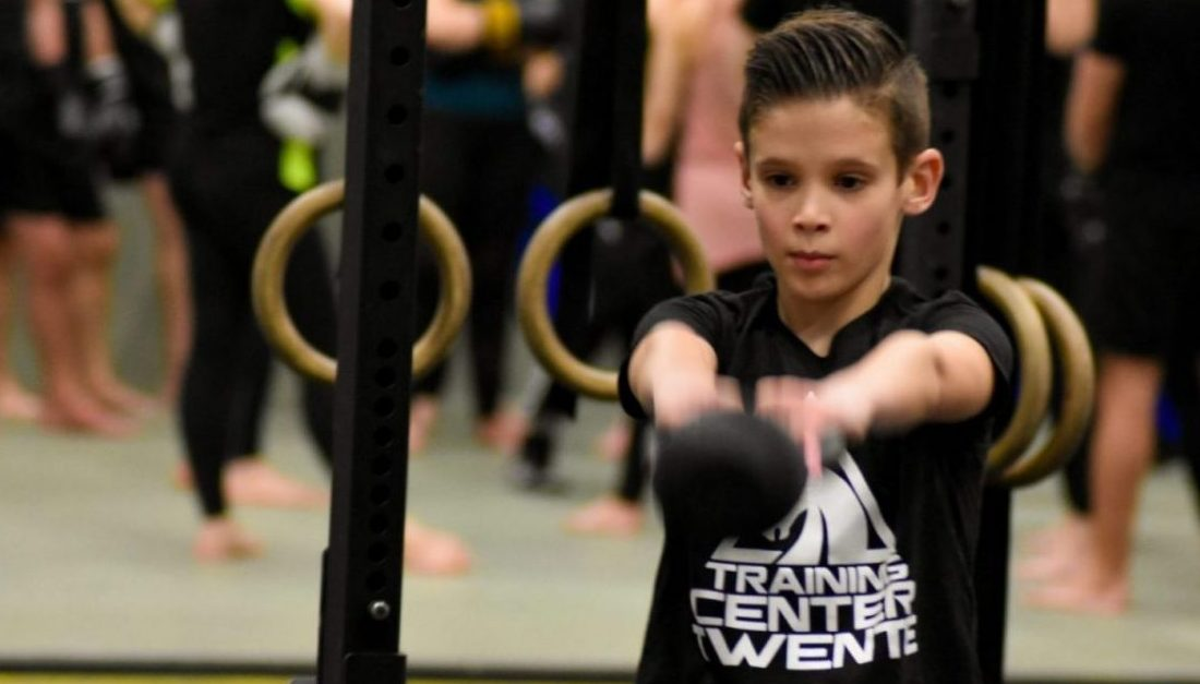 CrossFit Kids - Training Center Twente Enschede