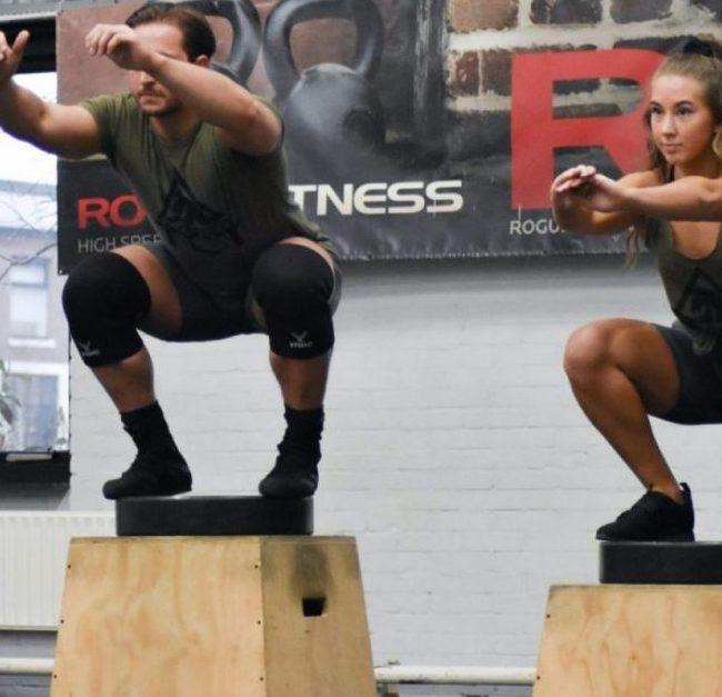 CrossFit - Training Center Twente Enschede